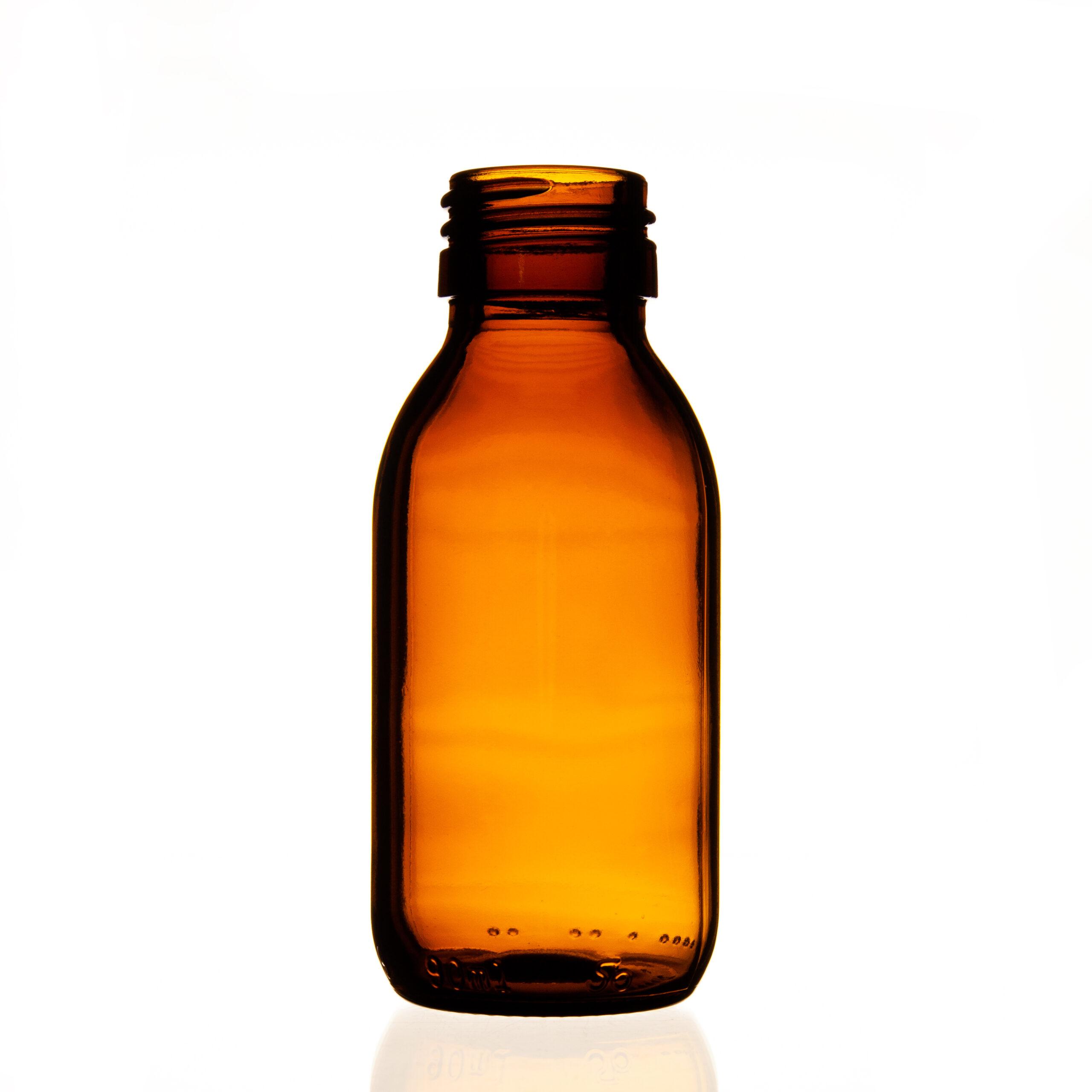 PPF28 Mouth Topaz PET Bottle 90ml