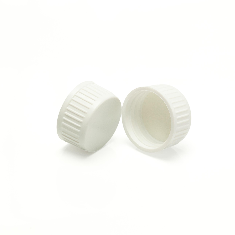 Tapa blanca con disco 22mm