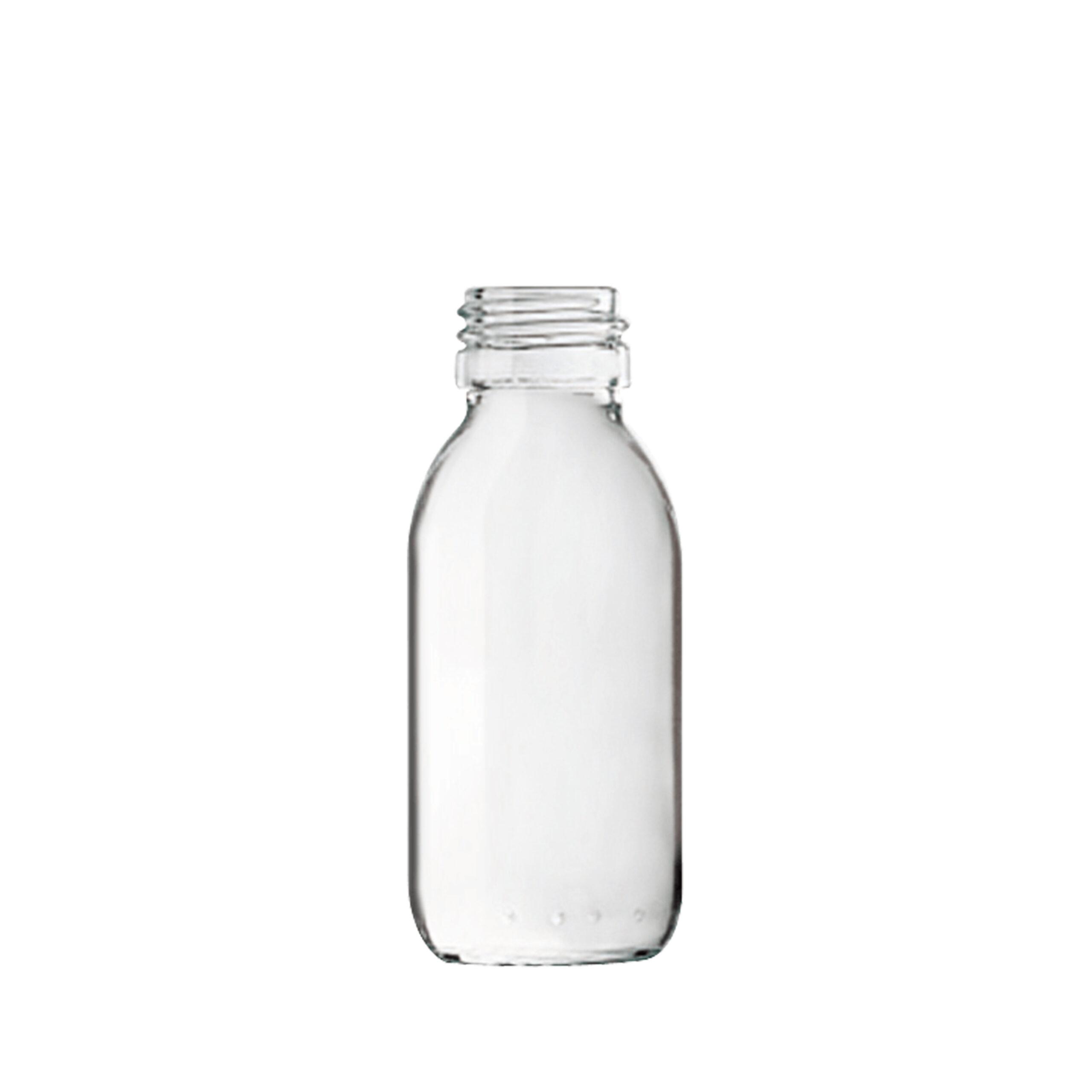 Frascos vidrio blanco 60ml PPF28
